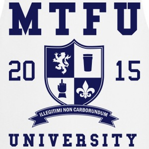 MTFU University - Apron - Cooking Apron