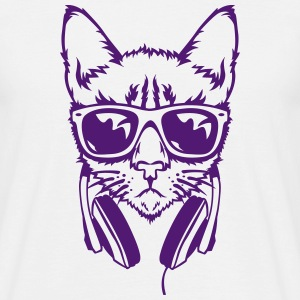 cool cat T-Shirts - Männer T-Shirt