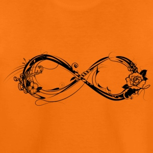 A symbol of infinity Shirts - Teenage Premium T-Shirt