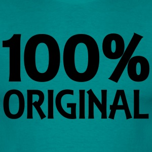 100% Original T-shirts - Mannen T-shirt