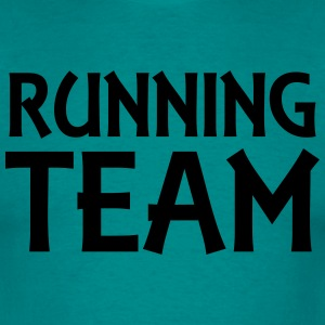 Running Team Tee shirts - T-shirt Homme