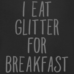 I Eat Glitter For Breakfast T-shirts - Mannen T-shirt met V-hals