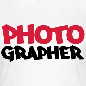 Photographer T-shirts - T-shirt dam