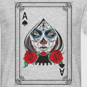 The Ace of Spades Queen - Men's T-Shirt