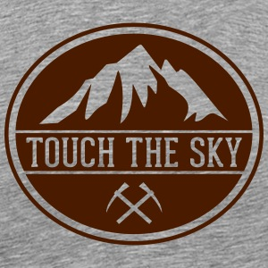 TOUCH THE SKY T-Shirts - Männer Premium T-Shirt