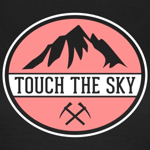 TOUCH THE SKY T-Shirts - Frauen T-Shirt