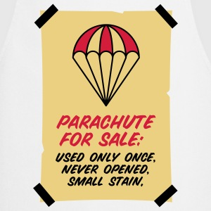 Parachute for sale. Only once opened!  Aprons - Cooking Apron