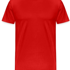 Red Ultreia!!!The scallop Tops - Men's Premium T-Shirt