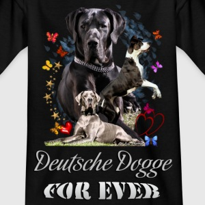 Design Deutsche Doggen T-Shirts - Kinder T-Shirt