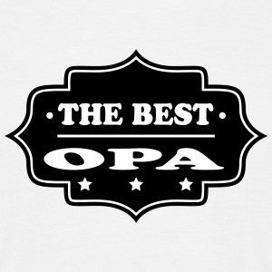 The best opa 111 T-shirts - Mannen T-shirt