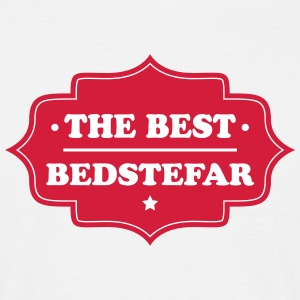 The best bedstefar 111 T-shirts - Herre-T-shirt