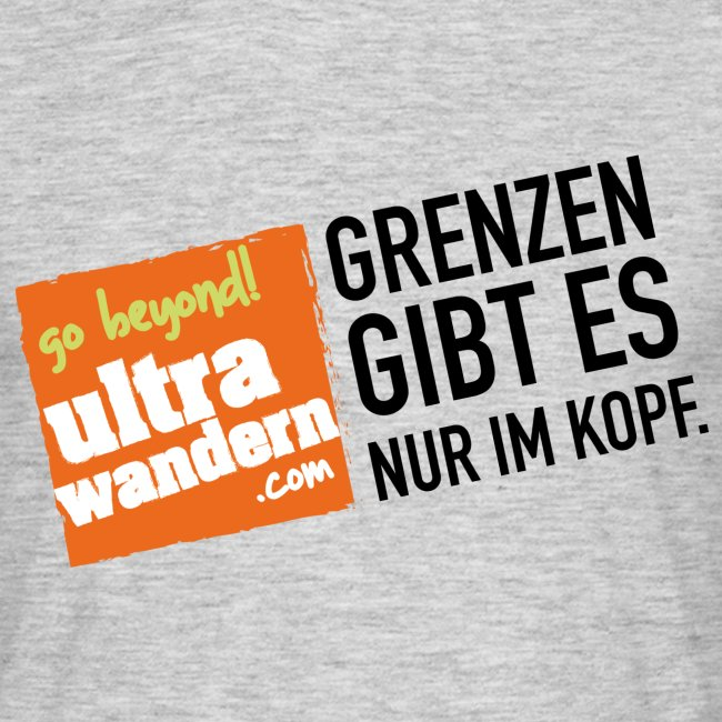 ULTRAWANDERN-T-SHIRT