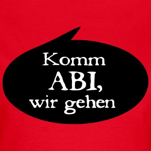 ABI Shirt - Frauen T-Shirt