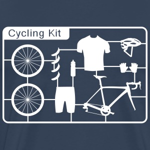 cycling Kid T-Shirts - Men's Premium T-Shirt