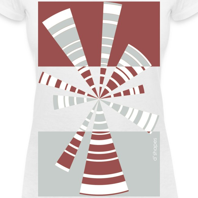 Radio Marsala - Woman V T-shirt