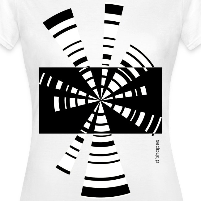 Radio White - Woman T-shirt