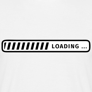 status bar T-Shirts - Men's T-Shirt