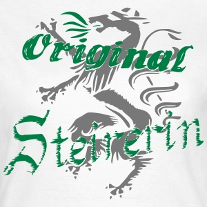 original steirerin T-Shirts - Frauen T-Shirt