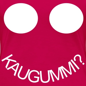 mr kaugummi T-Shirts - Frauen Premium T-Shirt