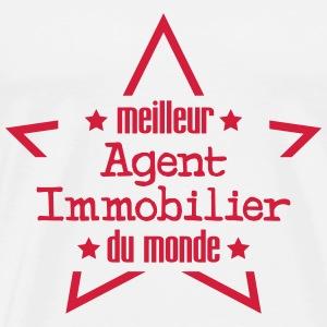 Cadeaux agent immobilier spreadshirt for Com agent immobilier