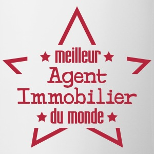Agent Immobilier / Appartement / Maison / Immeuble Mugs & Drinkware - Mug
