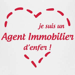 Agent Immobilier / Appartement / Maison / Immeuble Tee shirts - T-shirt Premium Ado