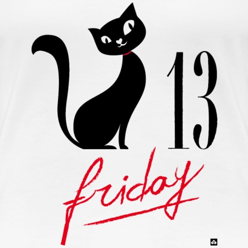 Friday 13 - Black cat