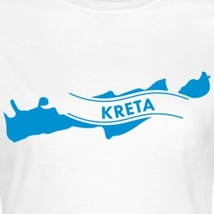Kreta T-Shirts - Frauen T-Shirt