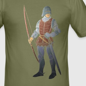 Archers Brace Yourselves patjila T-Shirts - Männer Slim Fit T-Shirt