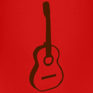 Guitar music instrument 190315 Shirts - Kids' Premium T-Shirt