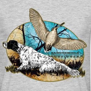 setter woodcock 2015 T-Shirts - Men's T-Shirt
