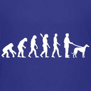 Evolution Windhund T-Shirts - Kinder Premium T-Shirt