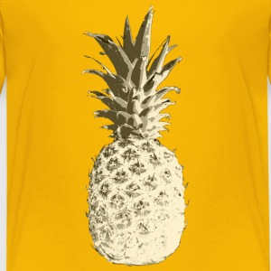 pineapple Shirts - Kids' Premium T-Shirt