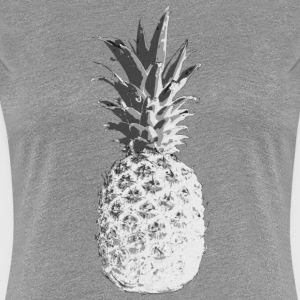 pineapple T-Shirts - Women's Premium T-Shirt