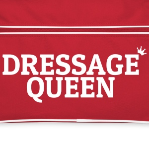 Dressage Queen Bags & Backpacks - Retro Bag