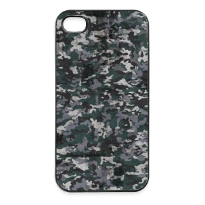 camouflage case - iPhone 4/4s Hard Case