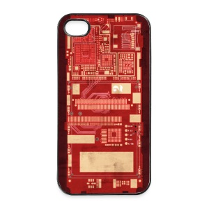 Circuit board case - iPhone 4/4s Hard Case