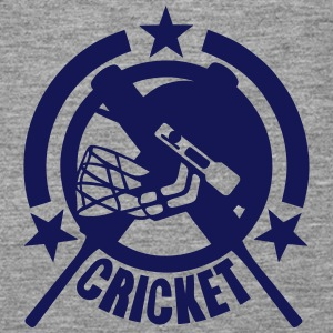 Cricket-Schläger Helm logo 1303155 Tops - Frauen Premium Tank Top