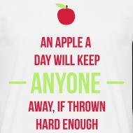 Design ~ An apple a day will keep anyone away