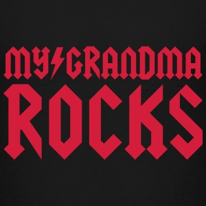 My grandma rocks T-Shirts - Teenager Premium T-Shirt