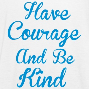 Courage Tops - Women's Tank Top by Bella