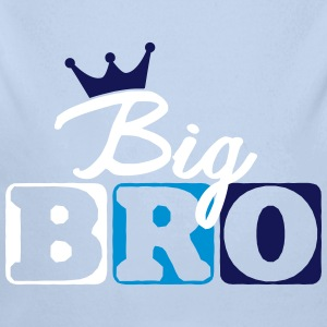 Big Bro Baby Bodys - Baby Bio-Langarm-Body