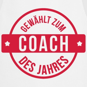Coach / Trainer / Sport / Coaching / Zug / Manager  Aprons - Cooking Apron