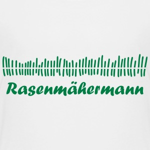 Rasenmähermann T-Shirts - Teenager Premium T-Shirt