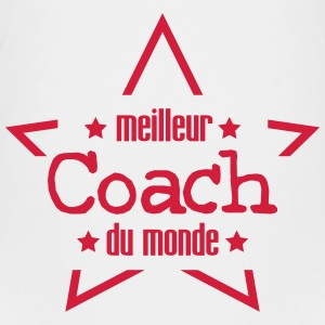 coach / coaching / sport / trein / trainer Shirts - Teenager Premium T-shirt
