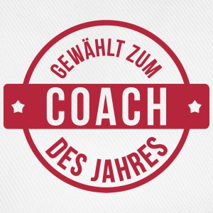 Coach / Trainer / Sport / Coaching / Zug / Manager Caps & Hats - Baseball Cap