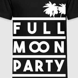 Full Moon Party T-Shirts - Kinder Premium T-Shirt
