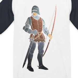 Archers Brace Yourselves patjila Tee shirts - T-shirt baseball Enfant