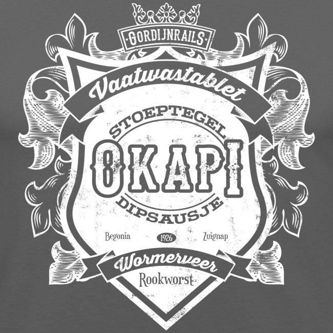 Okapi mannen slimfit
