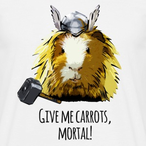Give me carrots, mortal! - Männer T-Shirt